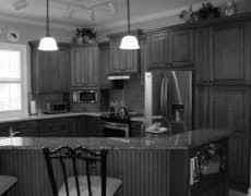 Painting Kitchen Cabinets Black Black Cabinets Kitchen Hbe Kitchen