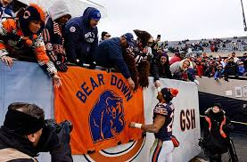 chicago bears fan site should the chicago bears change the lyrics to bear down