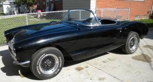 1961 corvette project car for sale search our database of corvettes for sale