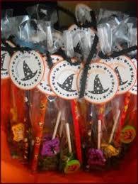 halloween favor bags goody bags for kids on pinterest