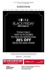 best black friday deals kakeland black friday email marketing inspiration 2014 not on the high