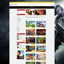 game world online store prestashop addons