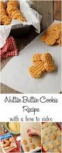 how to make nutter butter cookies with video the bearfoot baker