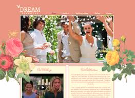 wedding planner website top 20 wedding photography and event planning website templates