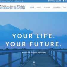 Home Design In New York Law Firm Website Design New York