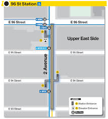 Mta Subway Map Nyc by Mta Info Guide