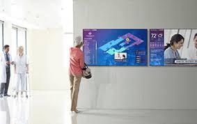 digital signage videowalls samsung business support