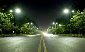 who to call when street lights are out 5m in energy savings highlighted by county council as led street