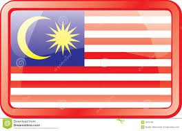 Malaysai Flag Malaysia Flag Icon Stock Vector Illustration Of Computer 2039136
