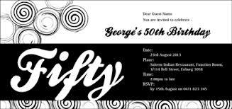 male birthday invitations any age