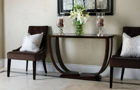 Glass Entry Table 20 Beautiful Glass Entry Table Ideas Room Decorating Ideas