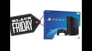 best ps4 pro black friday deals playstation 4 pro review ps4 pro black friday youtube
