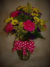 bellevue florist hot pink and yellow in bellevue ne bellevue florist