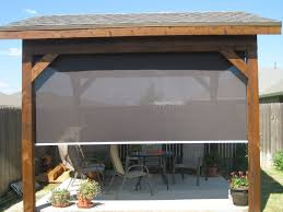 Outdoor Roll Up Shades Lowes by Decor Lowes Deck Design With Firepit And Furniture For Patio