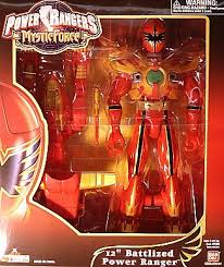 action toys collectables power rangers mystic force 12