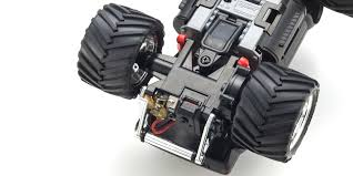 kyosho rc model mz monster mad force matte black 30093bk