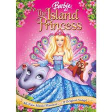 barbie island princess target
