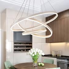 new top modern led pendant chandelier lights for dinning room