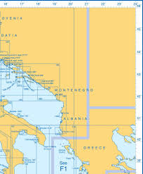 Adriatic Sea Map Admiralty Charts Central Mediterranean Sea And Adriatic Sea E2 57