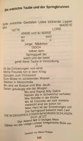 El Sol Bad Nauheim Lyrikzeitung U0026 Poetry News U2013 Seite 8 U2013 Das Archiv Der
