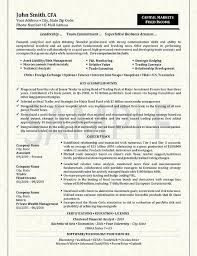 Financial Analyst Job Description Resume by Resume Example
