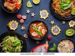cuisine stock food background dishes cuisine ภาพสต อก 605651678