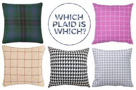 Gingham Vs Plaid Vs Tartan Mad For Plaid Do You Know Your Tartan From Your Tattersall