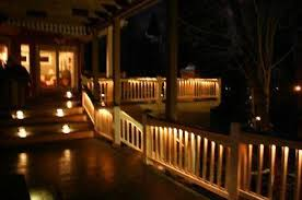 Solar Lights Patio by Led Light Design Deck Lights Led Low Voltage Deck Post Light