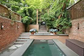 this 28m upper east side multi townhouse garden pool megamansion