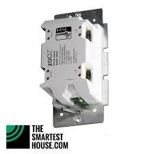 zooz z wave plus dimmer light switch zen22 ver 2 0 the smartest