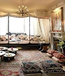 chambre orientale deco orientale salon moderne dinspiration marocaine deco
