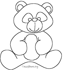 download teddy bear coloring pages 9917 bestofcoloring