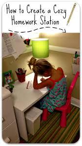 kids homework station station ideas for kids