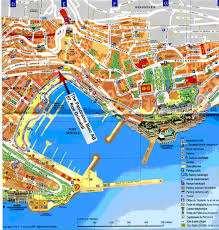 French Riviera Map Monaco Map France Monte Carlo Monaco Cruise Port Money N