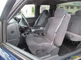 2002 Chevy Silverado Interior Graphite Interior 2001 Chevrolet Silverado 1500 Z71 Extended Cab