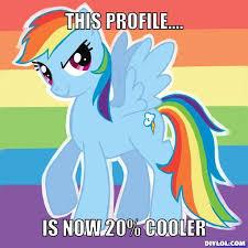 Mlp Meme Generator - rainbow dash meme rainbow dash meme generator diy lol mlp
