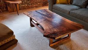 Slab Coffee Table Wood Slab Coffee Table Infusion Furniture