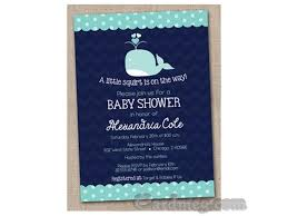 whale baby shower invitations baby shower invitations cool whale baby shower invitations