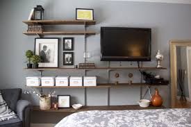 Master Room Design Wonderful Master Bedroom Tv Wall Studio Small Space Contemporary