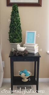 Decorating Living Room Wall Decorate Diy Decorating Living Room Table Creations By Kara