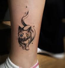 cat tattoo tattoo collections