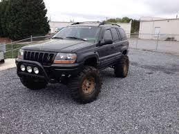 gray jeep grand cherokee 2004 2004 jeep grand cherokee wj off road pics specs and news
