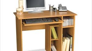 Small Wood Computer Desks For Small Spaces Cool Small Wood Computer Desks For Spaces 62 Your Home