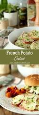 best 25 french potato salad ideas on pinterest french potatoes