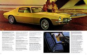 1970 1973 camaro for sale 1973 camaro specs colors facts history and performance
