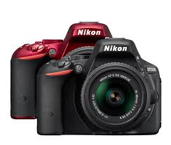 How Much Does It Cost To Have Built In Bookshelves by Nikon D5500 Touch Screen Dslr Camera With Built In Wifi