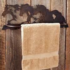 western bathroom decor and rustic bathroom hardware lone star