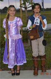 Tangled Halloween Costume Adults Disney U0027s Cutest Couple Costume Rapunzel Flynn Ryder