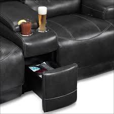 Power Recliner Loveseat With Console Dearborn Power Reclining Loveseat With Console Charcoal Leon U0027s