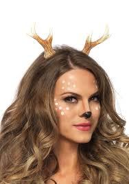 Deer Head Halloween Costume 39 Deer Images Deer Makeup Deer Costume